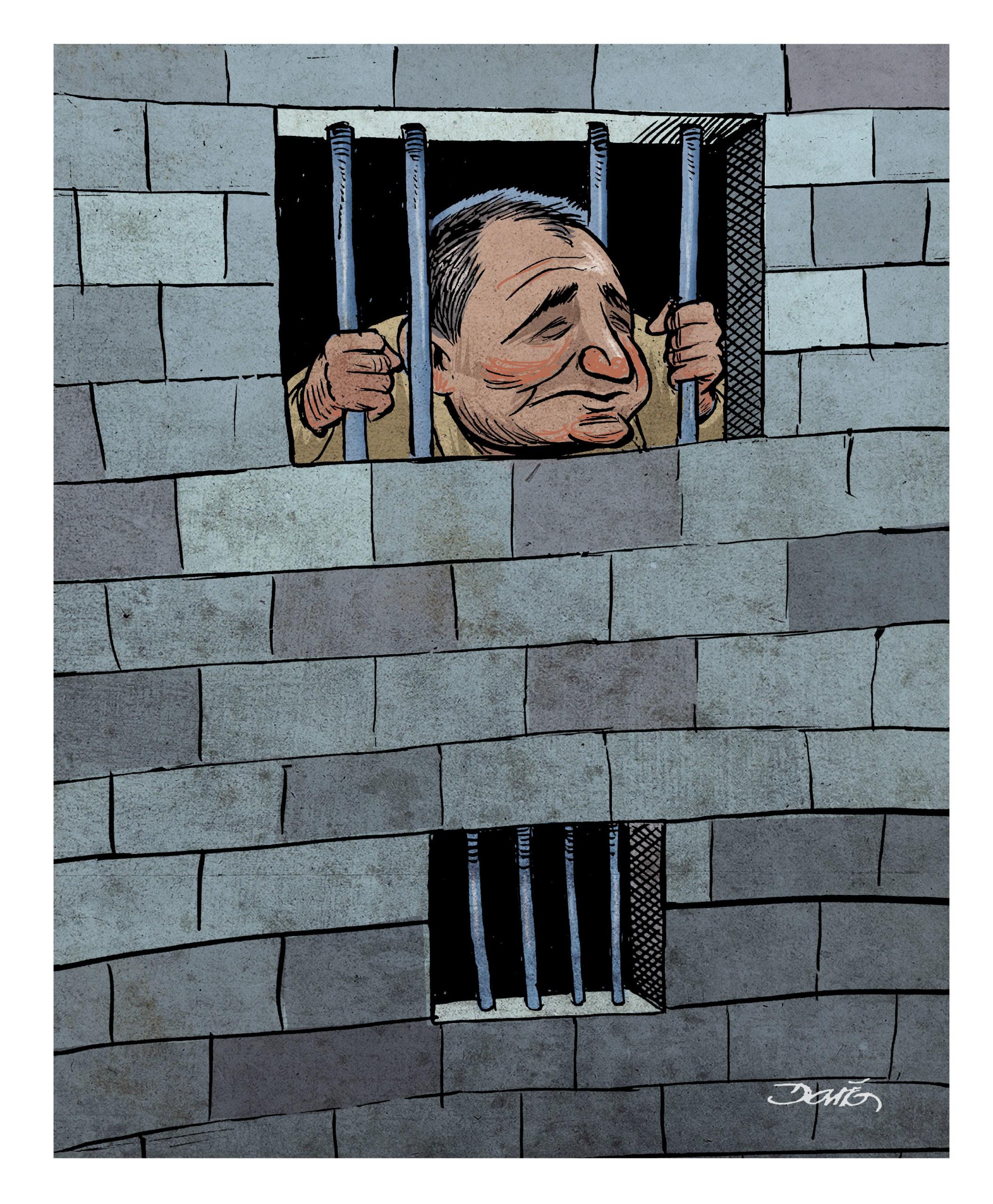La otra celda | El Imparcial de Oaxaca