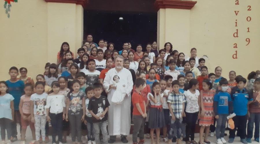 Convoca párroco de Cuicatlán vivir las festividades en unión | El Imparcial de Oaxaca