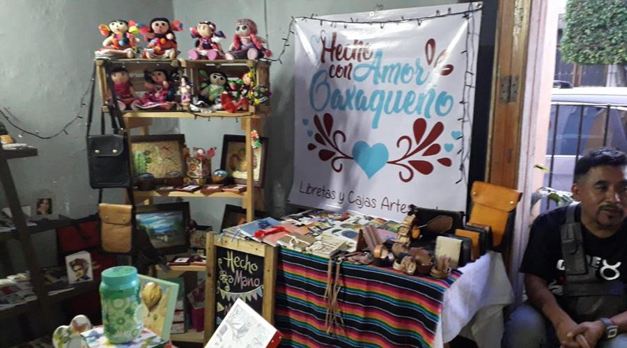 Con bazar, buscan apoyar a jóvenes emprendedores   El Imparcial de Oaxaca