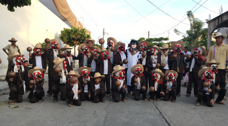 Presentan nuevos danzantes de Los Tejorones Cuerudos | El Imparcial de Oaxaca