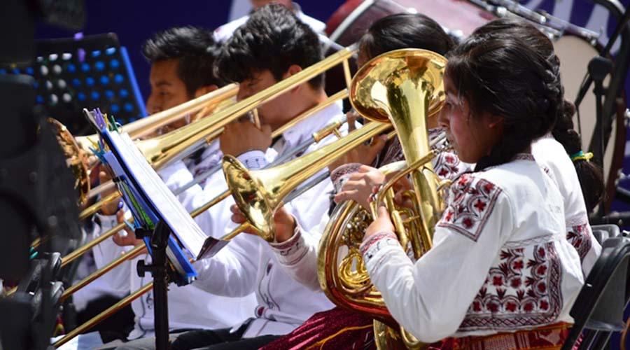 Robo de instrumentos a músicos mixes, rebasaría el millón de pesos | El Imparcial de Oaxaca