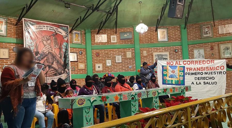 Comunidades participan en Foro en Defensa del Territorio | El Imparcial de Oaxaca