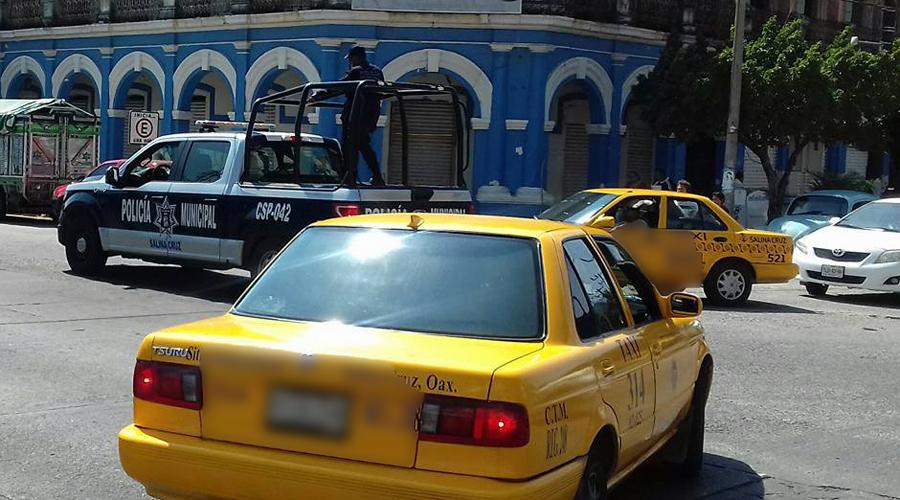 Taxistas se involucran en riñas y escándalos | El Imparcial de Oaxaca