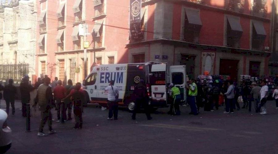 Reportan balacera cerca de Palacio Nacional   El Imparcial de Oaxaca