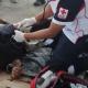 Por quinta ocasión Cruz Roja Mexicana atiende a indigente