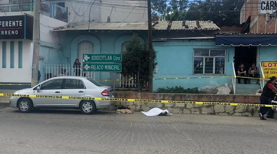 Bebedores crónicos hallan la muerte en la vía pública | El Imparcial de Oaxaca