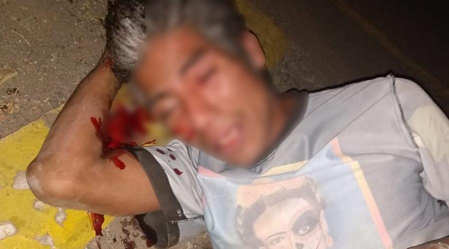 Por poco y lo linchan en avenida Universidad | El Imparcial de Oaxaca