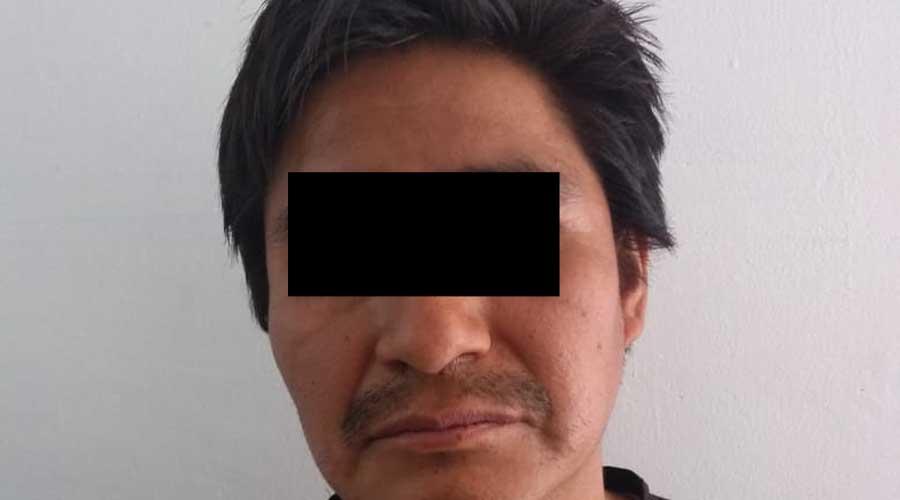 Cae presunto violador en Teotitlán de Flores Magón | El Imparcial de Oaxaca