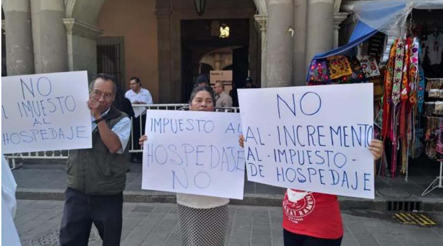 No más impuestos, dice Murat | El Imparcial de Oaxaca