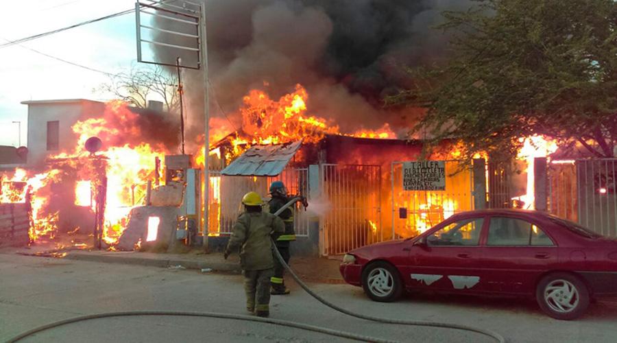 Mueren tres niños en incendio de una vivienda | El Imparcial de Oaxaca