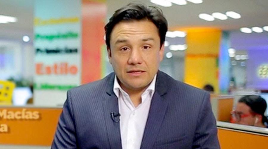 Conductor, alumno de Paty Chapoy, visita Televisa… ¿una traición?   El Imparcial de Oaxaca