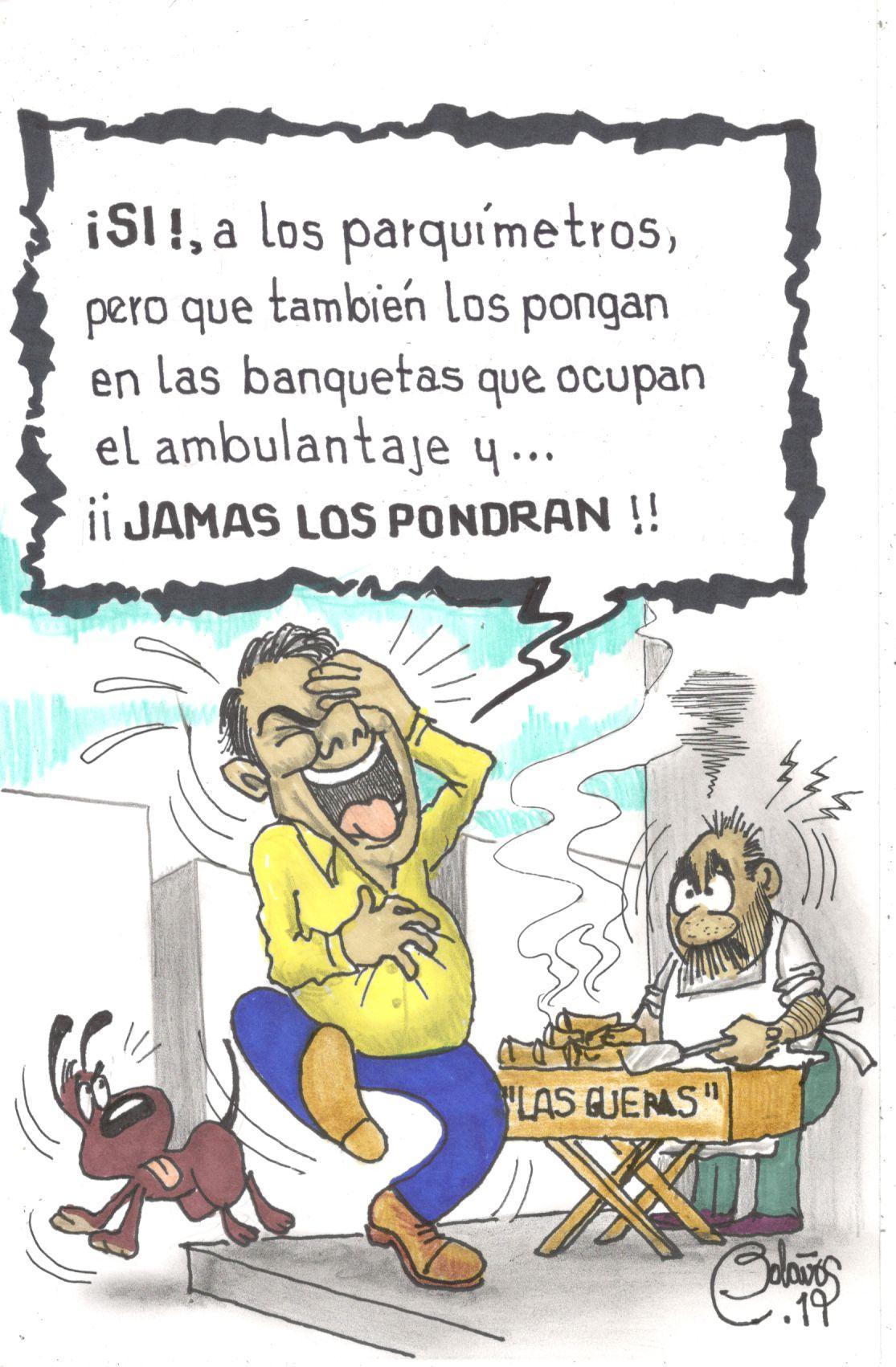 Parquímetros | El Imparcial de Oaxaca