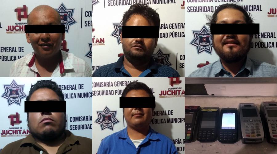 Ebrios causan destrozos y roban terminales bancaria en Juchitán | El Imparcial de Oaxaca