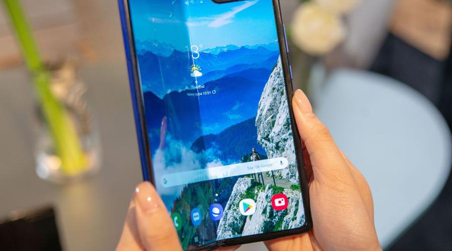 Filtran la nueva imagen del nuevo teléfono plegable de Samsung | El Imparcial de Oaxaca