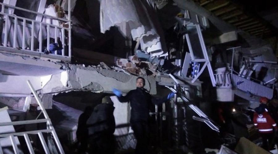 Video: Terremoto de 6,5 sacude Turquía | El Imparcial de Oaxaca