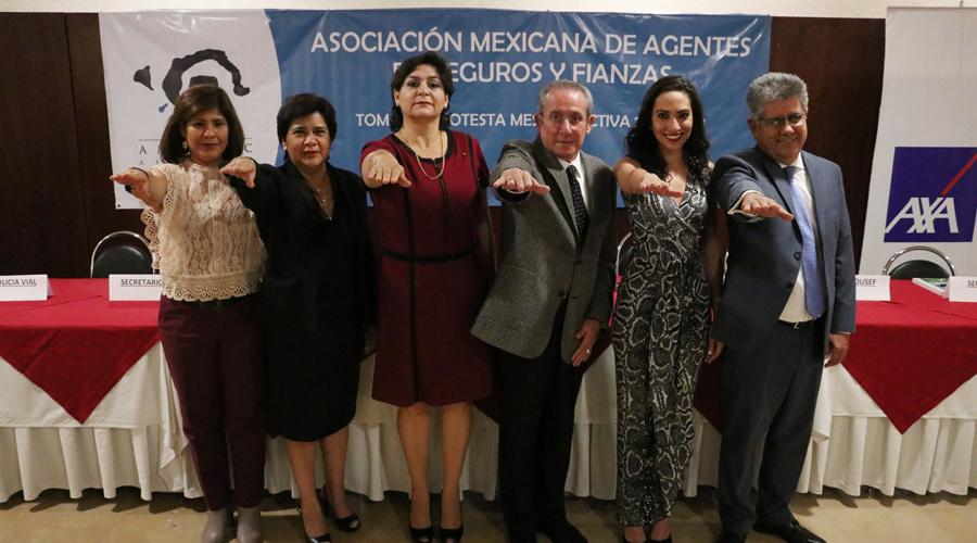 Toma protesta nuevo presidente de AMASFAC | El Imparcial de Oaxaca
