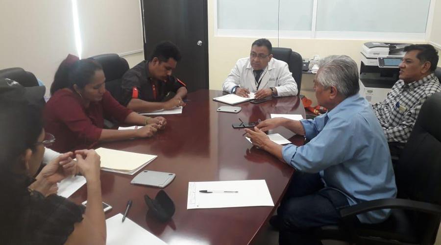 Se reúne red de damnificados con SEDATU y CONAVI | El Imparcial de Oaxaca