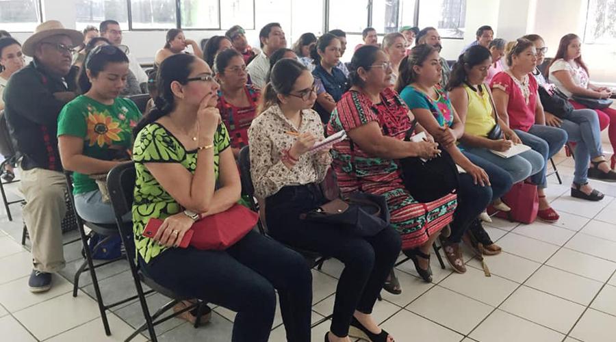Curso-taller para artesanos de Tuxtepec   El Imparcial de Oaxaca