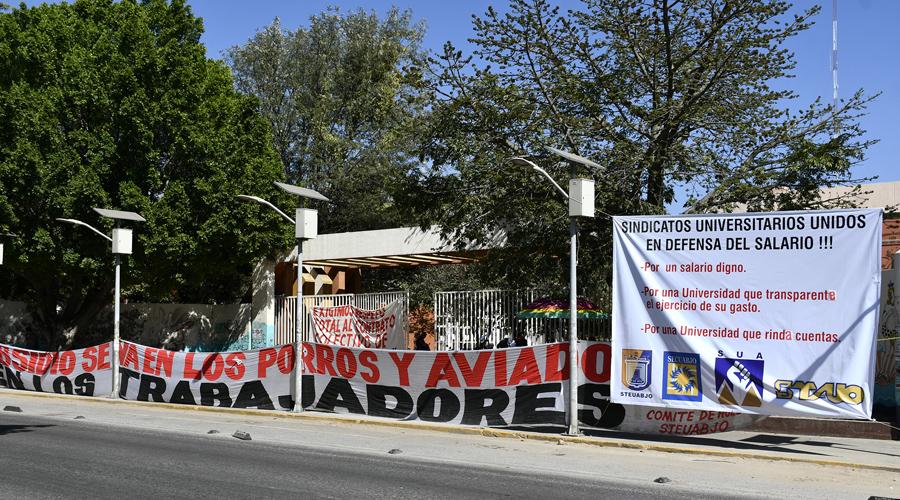 Abandona SEP a la UABJO porque no cesan las protestas | El Imparcial de Oaxaca