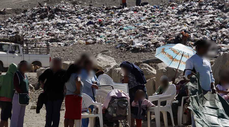 Amagan con bloquear el tiradero municipal | El Imparcial de Oaxaca