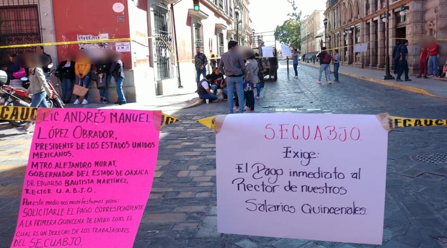 Sanear o desaparecer, el dilema en la UABJO | El Imparcial de Oaxaca