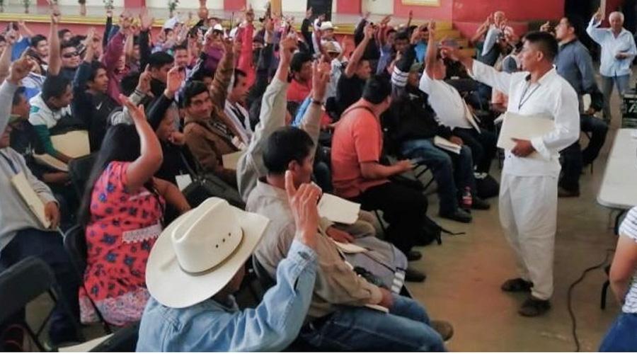 Realizan elecciones 127 comunidades mixtecas | El Imparcial de Oaxaca