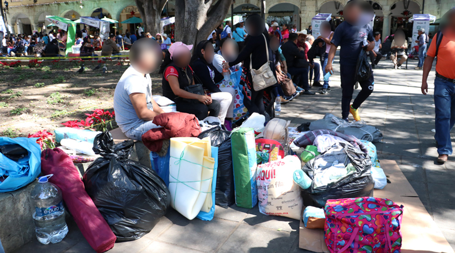 Levantan plantón maestros de Sección 22 | El Imparcial de Oaxaca