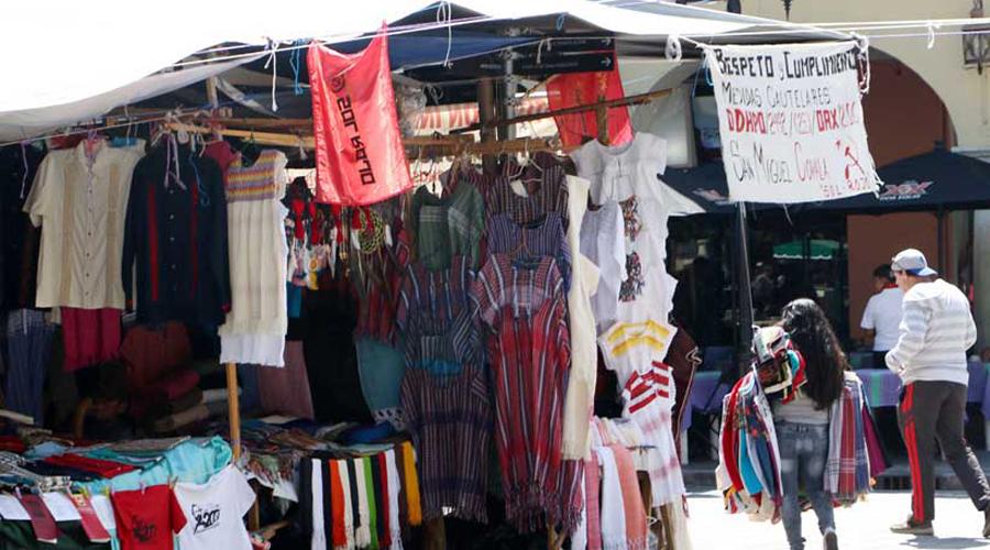 Contemplan reubicación de ambulantes en la Central   El Imparcial de Oaxaca