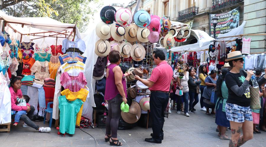 Inseguridad y ambulantaje, los grandes pendientes: Iniciativa Privada | El Imparcial de Oaxaca