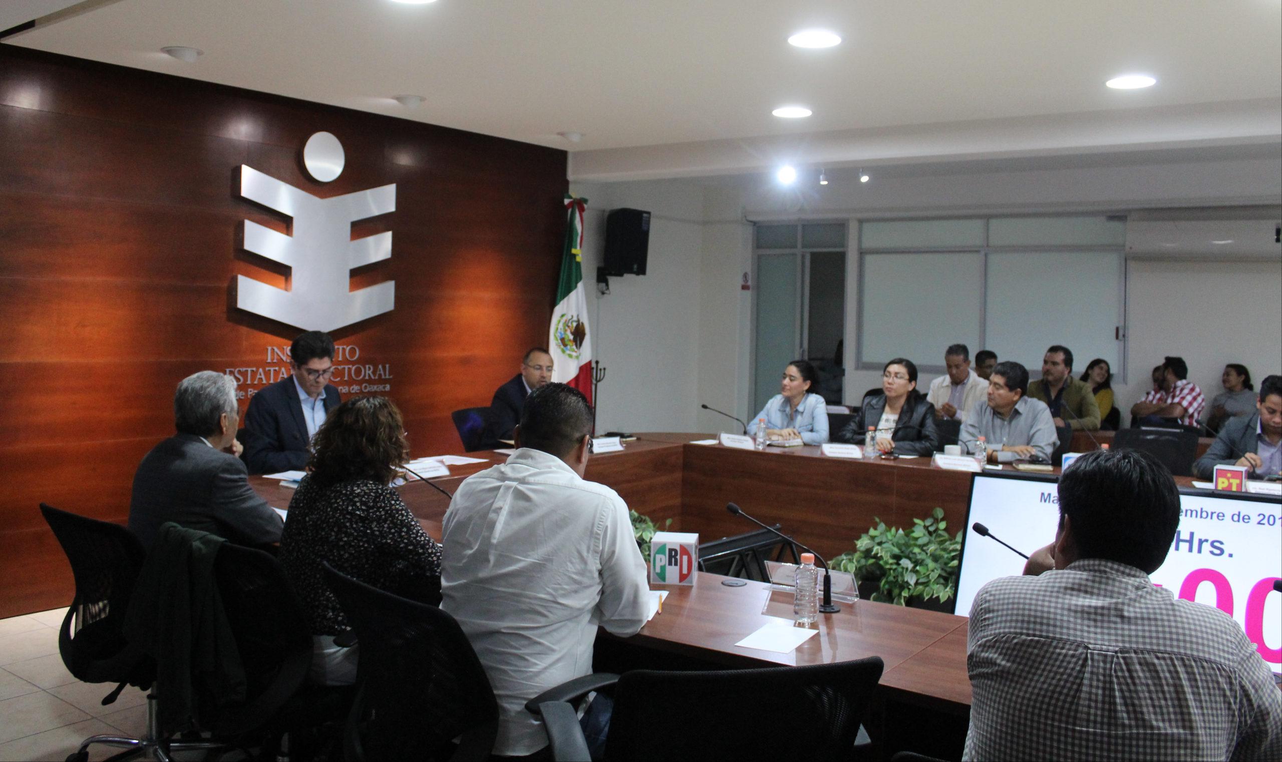 Tendrán partidos 167 millones de pesos para prerrogativas en 2020 | El Imparcial de Oaxaca