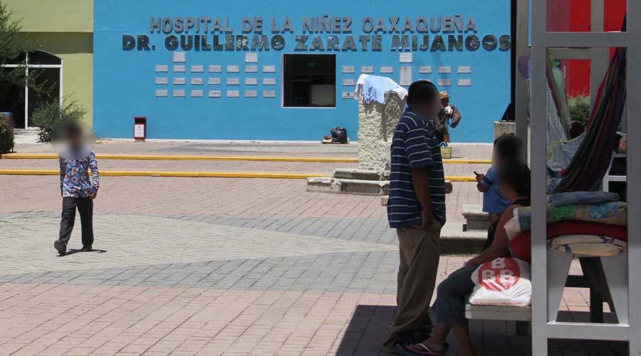 En Oaxaca piden igualar presupuesto de partidos a Hospital de la Niñez | El Imparcial de Oaxaca