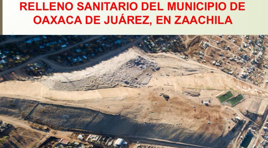 No se ha presentado proyecto para ampliación del basurero ubicado en Zaachila | El Imparcial de Oaxaca
