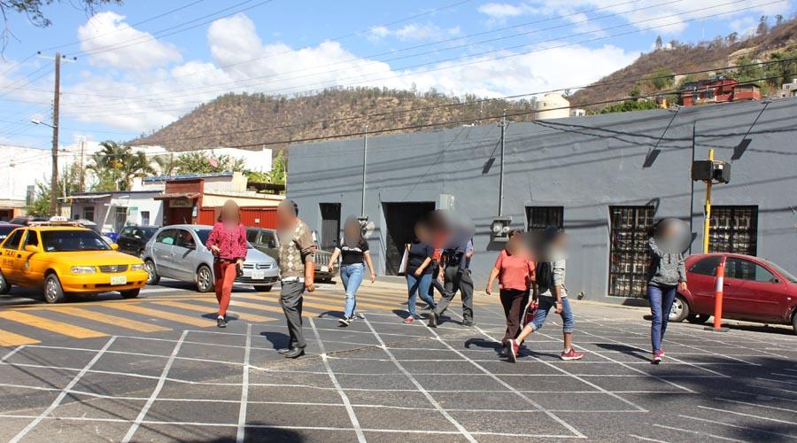 Realizan 2do ejercicio de urbanismo táctico | El Imparcial de Oaxaca