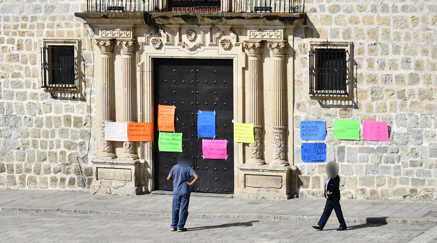 Continúa el paro en oficinas del ayuntamiento capitalino   El Imparcial de Oaxaca
