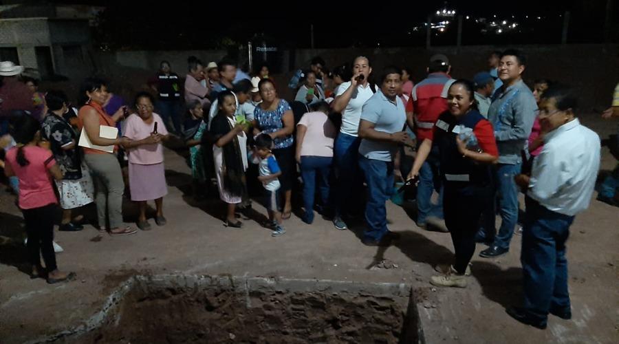 Tendrá colonia Guadalupe con techumbre en cancha deportiva | El Imparcial de Oaxaca
