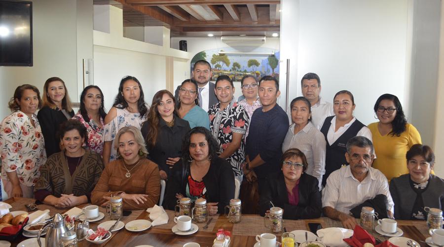 Equipo de trabajo se reúne   El Imparcial de Oaxaca