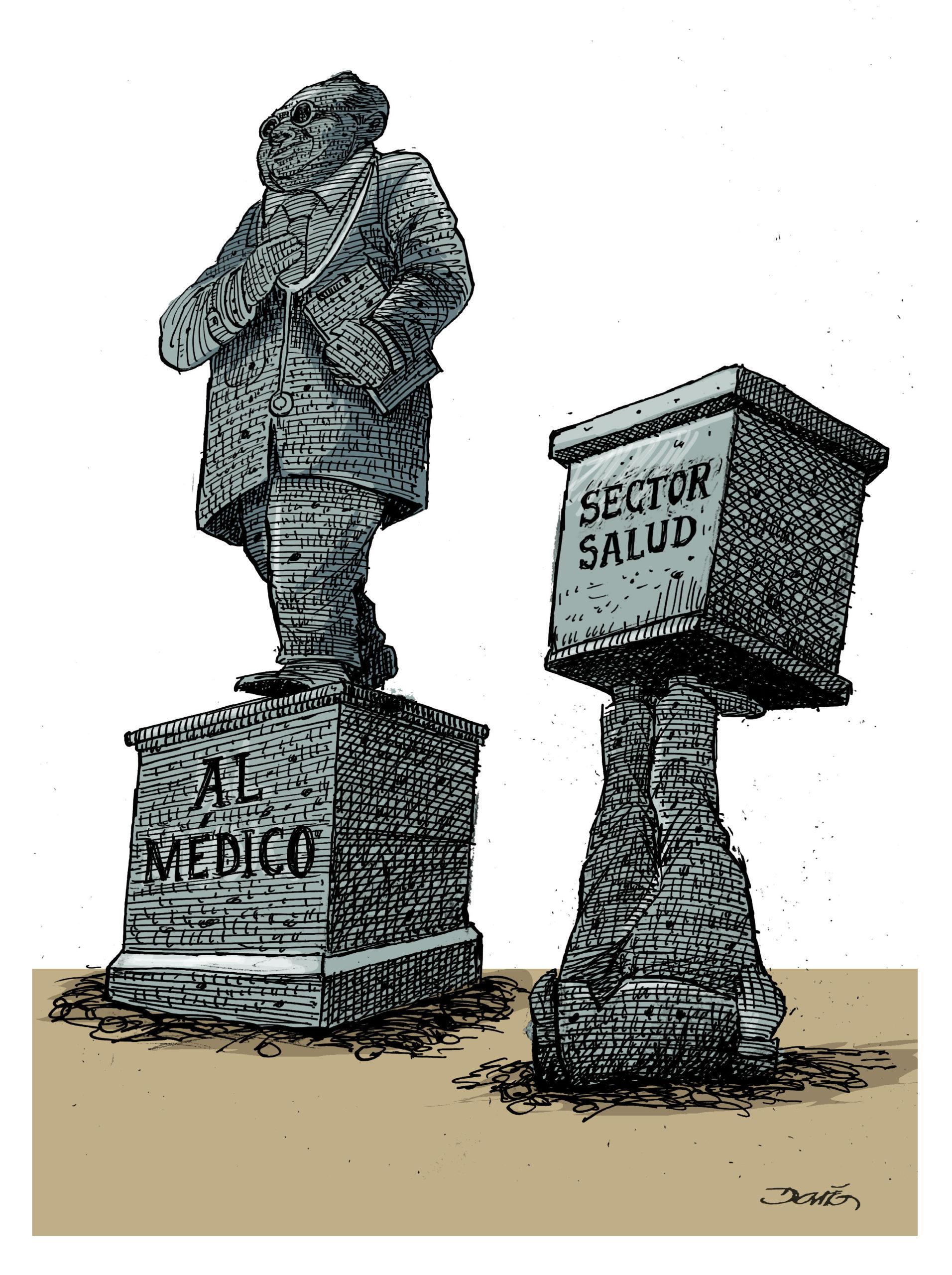El hombre y la institución | El Imparcial de Oaxaca