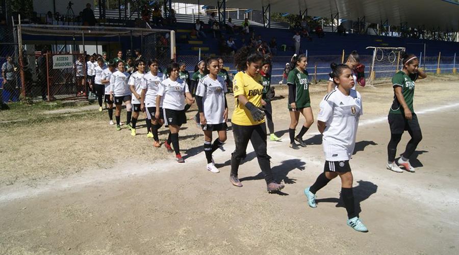 Liga Mayor Femenil va por segundo torneo | El Imparcial de Oaxaca