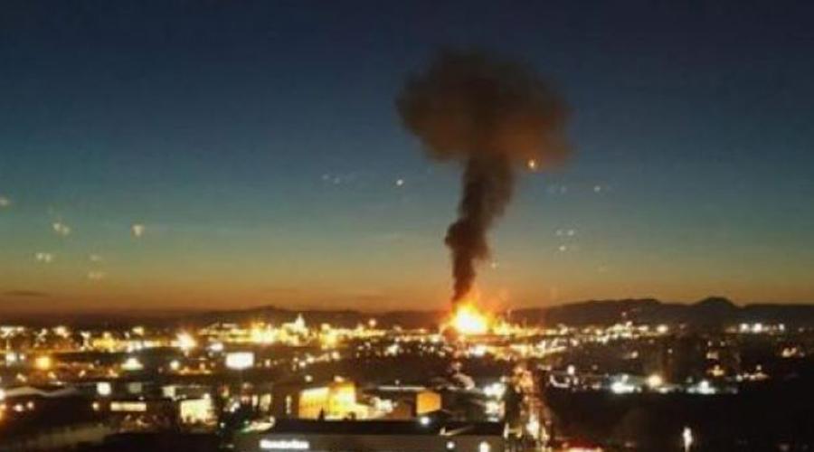 Video: Al menos un muerto y seis heridos deja fuerte explosión de planta petroquímica | El Imparcial de Oaxaca