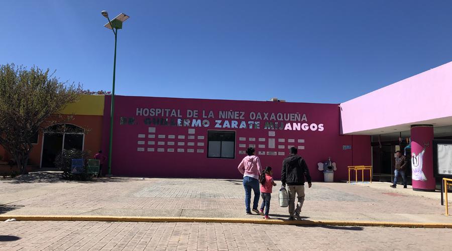 Piden a AMLO visitar el Hospital de la Niñez | El Imparcial de Oaxaca
