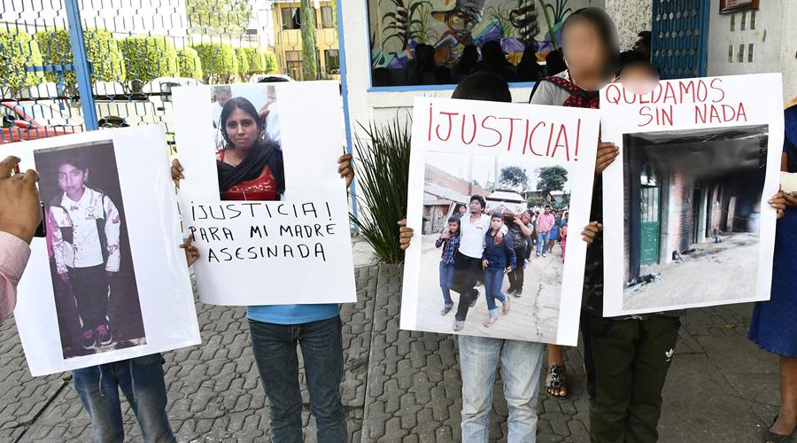 Violencia en Yaitepec deja en la orfandad a menores de edad | El Imparcial de Oaxaca