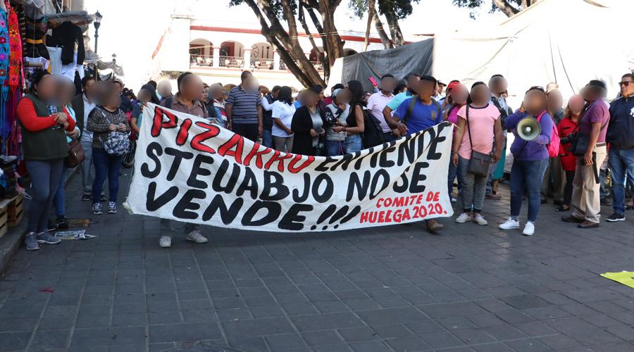 En medio de crisis, paralizan la Universidad | El Imparcial de Oaxaca