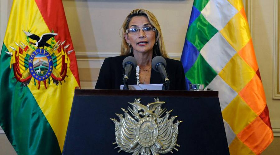 Pide presidenta de Bolivia renuncia de todo su gabinete | El Imparcial de Oaxaca