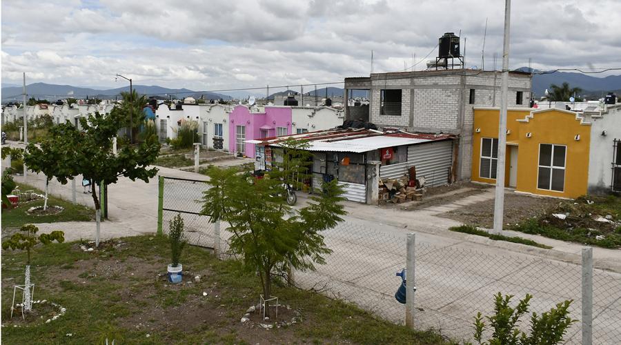 Paralizada construcción de viviendas en Oaxaca | El Imparcial de Oaxaca
