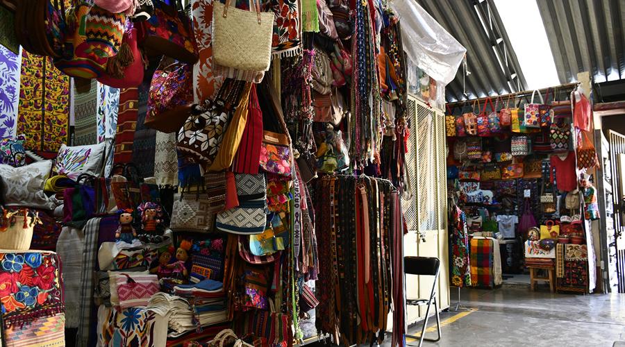 Mercado de Artesanías de Oaxaca cumple 40 años | El Imparcial de Oaxaca