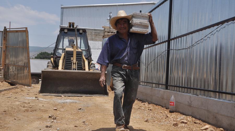 Fue 2019 el peor año para la industria de la construcción en Oaxaca | El Imparcial de Oaxaca