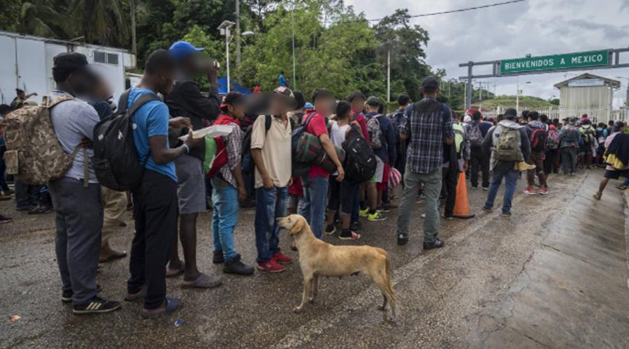 La migración de países centroamericanos no se detiene debido al fuerte desempleo | El Imparcial de Oaxaca