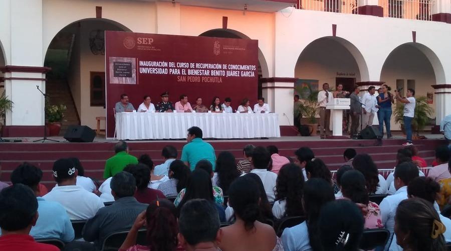 Radican siete millones de pesos para construir la Universidad Bienestar | El Imparcial de Oaxaca