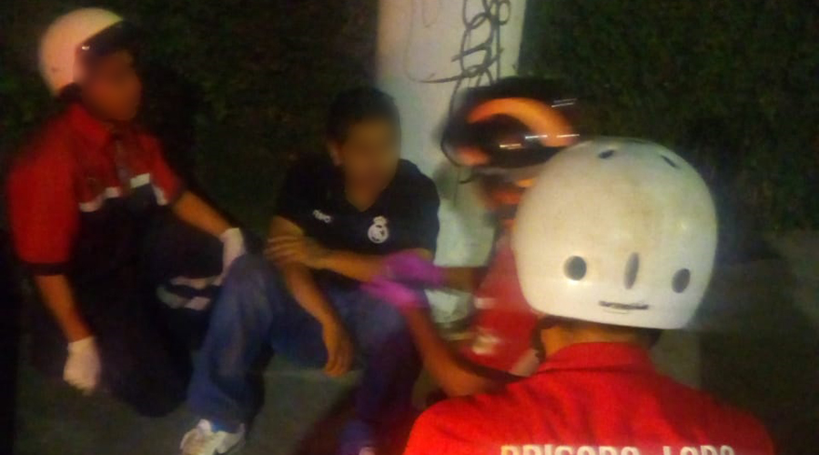 Lo golpean en calle de Derechos Humanos   El Imparcial de Oaxaca