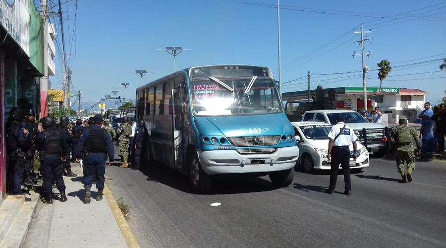 Urge regular el transporte público en Salina Cruz   El Imparcial de Oaxaca